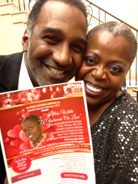 Lillias White & Norm Lewis