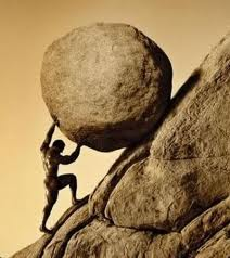 The White Privilege in that rock is REALLY heavy