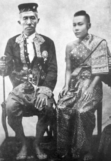 King Mongkut of Siam, now Thailand