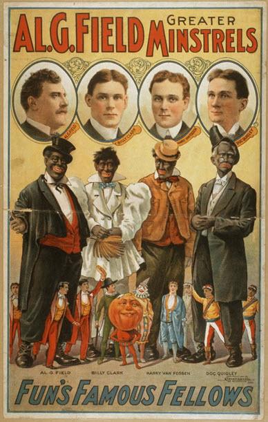 AL-G-Fields-Minstrels-New-York-Blackface-Jump-Jim-Crow-TD-Rice-1828