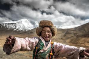 Smile-Tibet