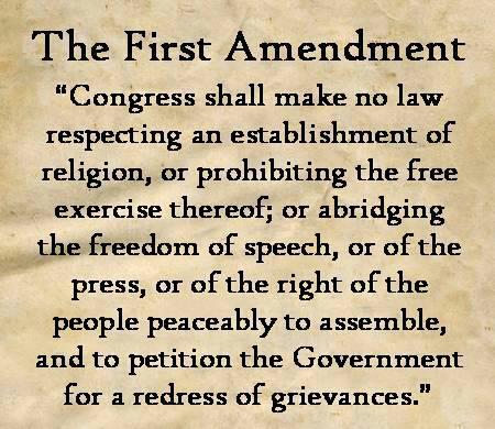 1-first-amendment | fairyprincessdiaries