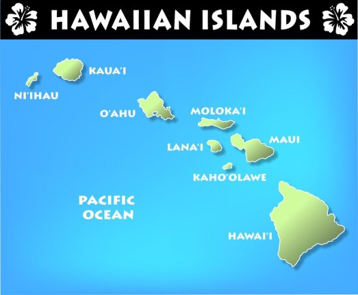 map-of-hawaiian-islands