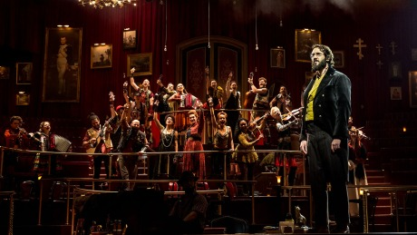 Josh Groban and Great Comet Ensemble