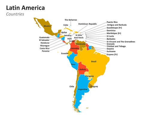 latin-america-countries-map-ppt-slide