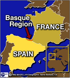 map-Basque