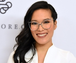 Mandatory Credit: Photo by Richard Shotwell/Variety/REX/Shutterstock (9135827al) Ali Wong Variety's Power of Women Presented by Lifetime, Arrivals, Los Angeles, USA - 13 Oct 2017